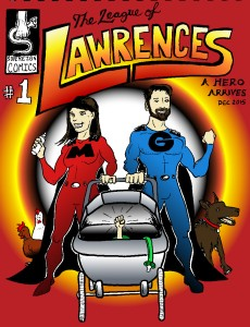 The League of Lawrences 1